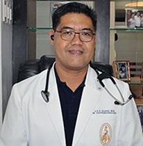 Dr. Joseph Aaron  Caparas Clavio