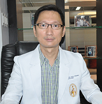 Dr. Anthony Chan So